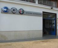 Officina Melchionna - Ingresso