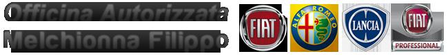 Officina Autorizzata FIAT Alfa Romeo Lancia Melchionna Filippo – Pneus Expert – Soccorso Stradale ACI Global